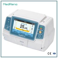 Automatische volumetrische peristaltische intravenöse Screen-medizinische Infusion-Mikropumpe