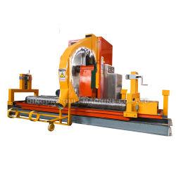 Los rollos de papel reciclado Industrial/máquina de corte Rodillos de papel higiénico de la máquina de corte