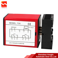 Prix de vente chaude Boucle de véhicule à canal unique détecteur/détecteur de métal pour le contrôle des accès publics