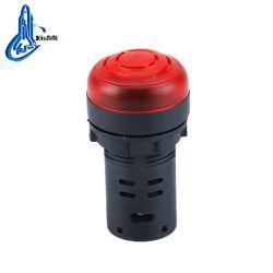 Tonsignal des Ad22-22MSN 22mm rotes Sprachsignal-Licht-Anzeiger-LED