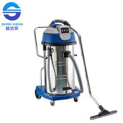 80 industrial L 3000W Aspirador de pó seco e úmido com inclinação