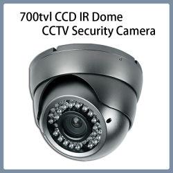 La surveillance 700TVL IR CCD Vari-Focal Len Dôme caméra de sécurité CCTV