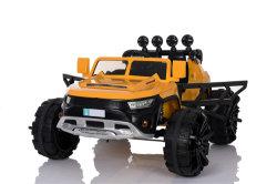 Reiten auf Spielzeugauto Kinder Jeep