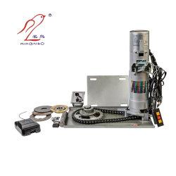 Ролик Mingniao электродвигателя затвора динамического электродвигатель двери дверь гаража мотор с помощью пульта дистанционного управления AC600кг Bluetooth