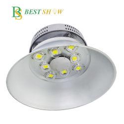 Гуанчжоу Ce RoHS EMC SAA IP44 CRI80 120lm/W высокой мощности 300 Вт Светодиодные лампы высокого отсек с крышкой свет под углом 45 90 120 градусов