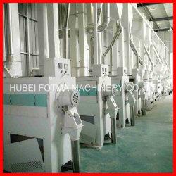 18-500 Tonnen / Tag Komplette Auto-Reismühle / Fräsmaschine