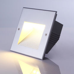 3W de pared LED Impermeable IP65 al aire libre de las luces de paso