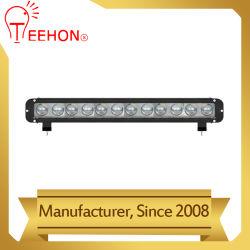 120W barra di illuminazione automatica della striscia dell'automobile LED con l'obiettivo 4D