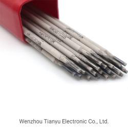Ferro em pó reduzido eléctrodo de potássio de hidrogénio para soldagem de estrutura de carbono e estrutura de aço de baixa liga E7018 (J506Fe)