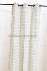 Entwurfs-Form-Polyester-/Baumwollfenster-Vorhang der Qualitäts-2020 neuer für Wohnzimmer, Bett-Raum, Hauptgewebe