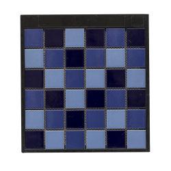 De blauwe Tegel van het Mozaïek van de Kleur voor de Tegel van het Mozaïek van het Zwembad