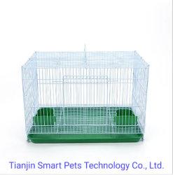 Portátil al aire libre jaula Conejo mascota mascota pequeña jaula de alimentación de mascotas