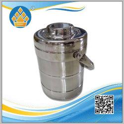 Isolierthermos-doppel-wandiger Vakuumnahrungsmittelbehälter-Edelstahl-Mittagessen-Kasten