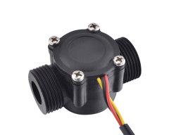 Misuratore di flusso dell'acqua a turbina elettromagnetica idraulico micro