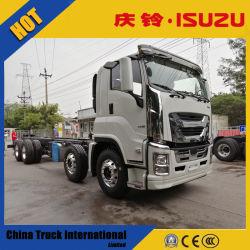 中国のトラックの製造業者のIsuzu Giga Vc61 8*4 460HPの貨物トラックの手段シャーシ