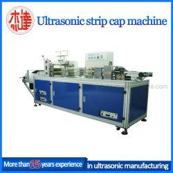 Matériel à ultrasons automatique de bande non tissés jetables Pac Machine