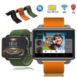 Timethinker Dm99 GPS Reloj inteligente con la acción de 3G reloj de pulsera Bluetooth cámara de vídeo de la tarjeta SIM Smartwatch Android Ios hombres grandes ver