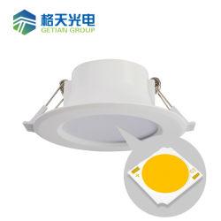 軽い高い発電チップLEDよい価格の下で引込む極度の内腔の工場販売法の居間ライト34-41V 20W穂軸LEDをつけるLED