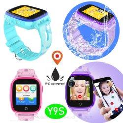 Neuestes intelligentes Kinder 4G GPS-Uhr-Telefon mit videoaufruf Y9s