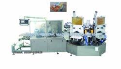 フルオートマチックの文房具電池のアクセサリのプラスチック吸引のカードのシーリングパッキング機械(UMSP-320XZF)