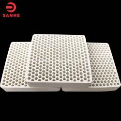Filtro di ceramica poroso dal favo per filtrazione fusa metallica