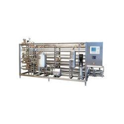 Leite de consumo alimentar Braveage automática de equipamento de esterilização