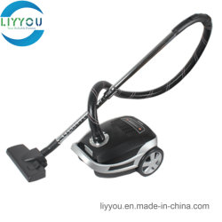 Ly8009反塵及びダニはコードのリワインド、極度の無声デザインの小さなかんの掃除機を袋に入れた