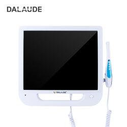 صنعها سعر HD وظيفة فيديو الأسنان كاميرا الفم الداخلي مع شاشة بحجم 17 بوصة