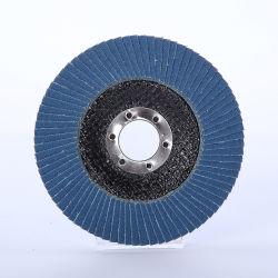 4,5'' 115mm Grit 60 Disco de Aço Inoxidável de metal com óxido de alumínio zircónio Ceramic