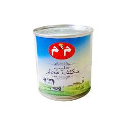 Dulce de Leche Condensada Creamer 380g y la leche evaporada 390g