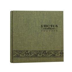 Papier-Beleg des Foto-Album-4r im Pocket Foto-Buch für Holding 200 Fotos 4X6 Buch-Art-Foto-Alben
