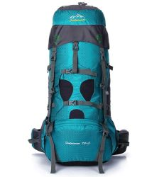 Comercio al por mayor de moda de alta calidad de Nylon deporte al aire libre Bolsa mochila de senderismo
