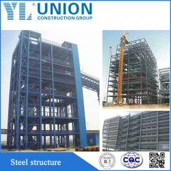 Здания из сборных конструкций для промышленных стали структуры склада и рабочего совещания
