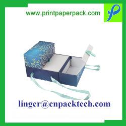 Varios cajones Stoarge a medida Mostrar caja de papel con cinta