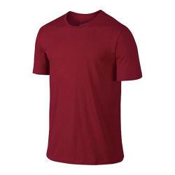 중국 공장 메리노 양모 모직 t-셔츠 옥외 체조 착용
