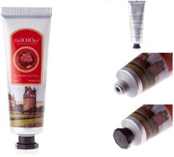Pincez les tubes en plastique vides des contenants cosmétiques Tubes en plastique réutilisables Bouteille de voyage (30ml) d'échantillons gratuits