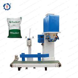 5kg 10kg 50kg Automatische Reisbeutelverpackungsmaschine/Maiskornwwärme Verpackungsmaschine Für Mehl