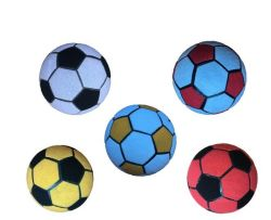 Taille personnalisée tissus Jumbo gonflable ballon de soccer