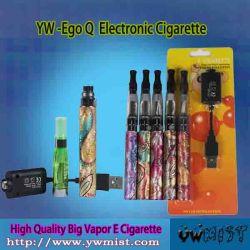 Наиболее популярные дизайн моды электронных сигарет EGO Q в блистерной упаковке комплекта