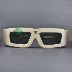 3D Projector (SNAS FL1001)를 위한 액티브한 Shutter 3D Glasses