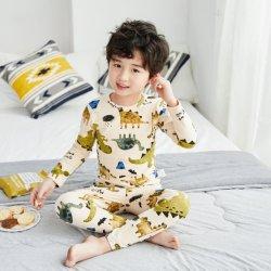 Heißer Verkauf Herbst und Winter Kinder Flanell Nachthemd Verkauf Kinder Verdicken Warm Startseite Tragen Sie Babykleidung