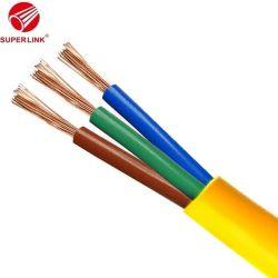 Pvc van de Kabel van de Macht van het Koper van de Fabrikant van China isoleerde Flexibel Flexibel Koord 300/500V 450/750V