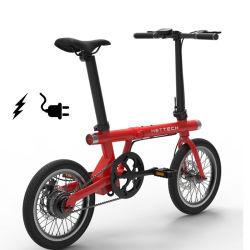 Hottech Ebike 16 pollici che piegano le bici elettriche della sporcizia per gli adulti ha utilizzato le biciclette elettriche che piegano Ebike nascosti