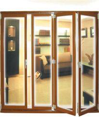 多彩なドアのプロフィールのZ70折れ戸