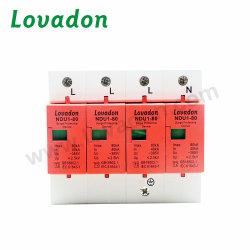 Ndu1-80 Voedingsapparatuur 4-polige stroombeveiligers 10ka-100ka