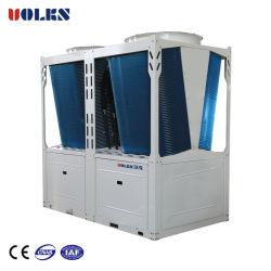R410A Chiller refroidi par air modulaires/ Source d'air/ de pompe à chaleur refroidi par eau/chauffage, le froid&l'eau chaude