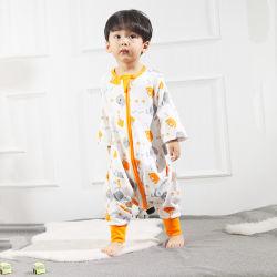بالجملة جديدة صنع وفقا لطلب الزّبون جمل لون طفلة حراريّة قطر قدم قطريّة - كم [سليب بغ] [أم] [أدم] طفلة ملابس