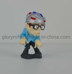 A figura em PVC maleável humanos OEM/Action Figure brinquedos de plástico para crianças