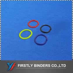 De plastic Kleine Ring van de Ring/het Binden van de Kaart van de Ring van het Boek/de Ring van het Boek