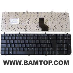 [دف9000] الحاسوب المحمول لوحة مفاتيح [سب] تصميم أسود لأنّ [هب]